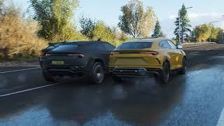 Lamborghini Urus - ДРЭГ заезд, 4.2км