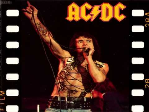 AC/DC - Living in the Hell (Towson, MD USA 16/10/79) [Full Album]