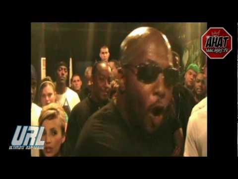 AHAT Rap Battle: Grinda vs the Jones