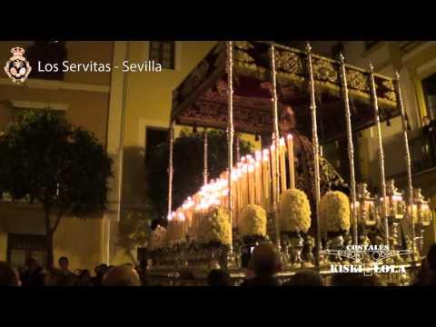 Los Servitas de Sevilla 2016 - Sales y Ferré y Bustos Tavera