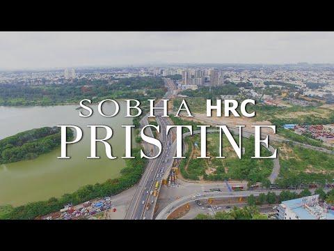Sobha HRC Pristine 4k Drone video
