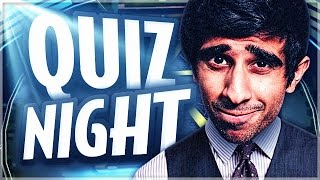 SO MANY SUPERHERO QUESTIONS! - QUIZ NIGHT TONIGHT!