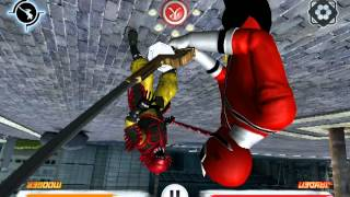 Power Rangers Samurai Steel iPhone
