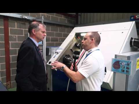 Reliance Precision embrace micron machining technology with Hembrug lathes