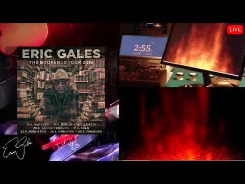 Eric Gales Blues Rock Podcast OVERNIGHT ROTATION 05152019