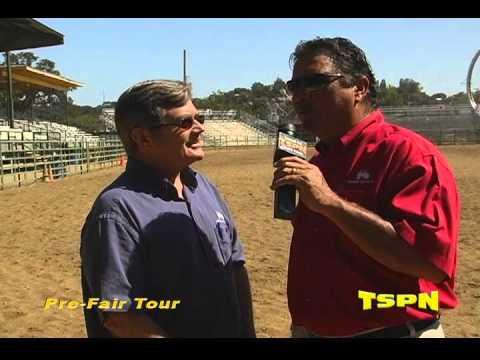 Amador County Pre-Fair walk around tour TSPN TV