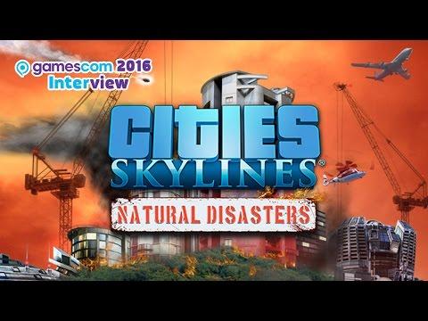Cities: Skylines - Natural Disasters - Interview mit Karoliina Korppoo