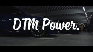 dtm power   audi a4 b7 dtm