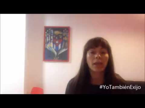 #YoTambienExijo Iliana Hernandez