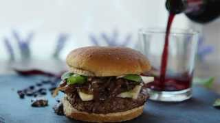 Game Day Recipes - How To Make The Seahawk Burger
