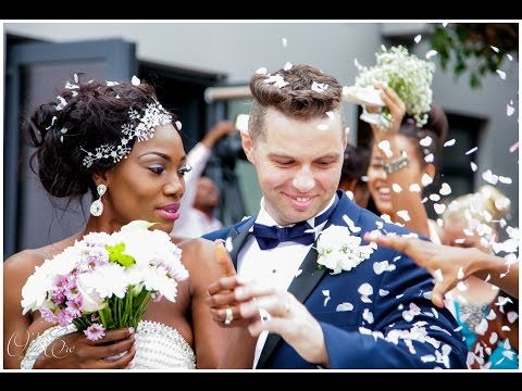 OUR WEDDING VIDEO |Abies and Tom