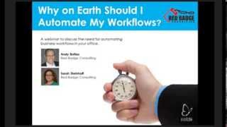 Why You Should Automate Workflows - A KiSSFLOW Community Initiative