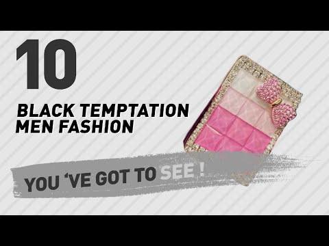 Black Temptation Men Fashion Best Sellers // UK New & Popular 2017
