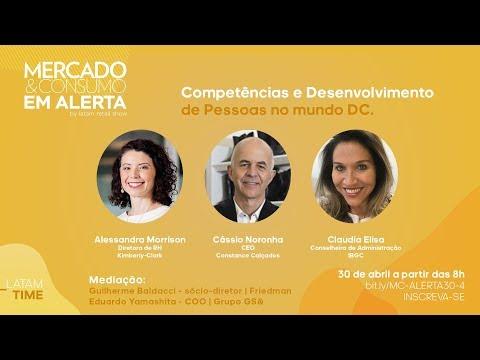 M&C EM ALERTA - Competências e Desenvolvimento de Pessoas no Mundo D.C.