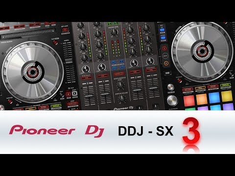Pioneer DDJ-SX 3 Was ist neu?