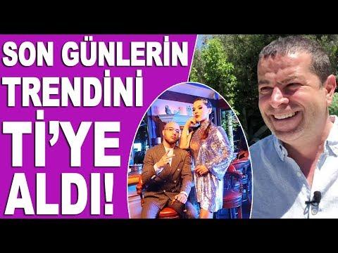 Cüneyt Özdemir Ben Fero - Demet Akalın klibiyle fena dalga geçti!