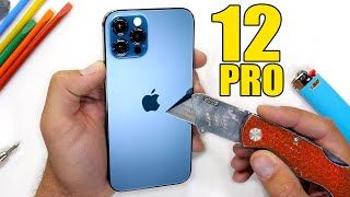 IPHONE 12 PRO - DURABILITY TEST