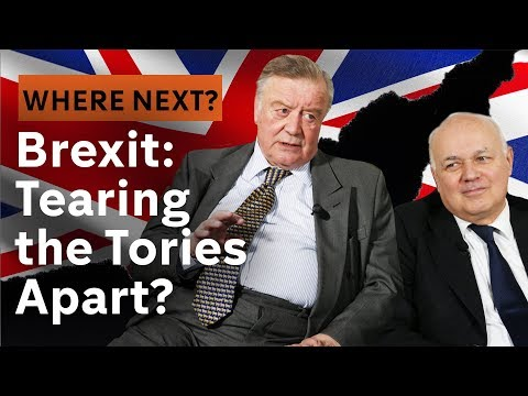 Brexit: Tearing the