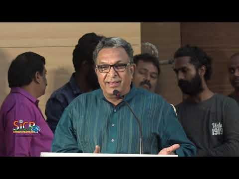 Actor Nassar Speech At Tamil Cinema Varalaru Book Launch | Sivakumar  | Sicp