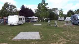 Thermalbad und Camping Mesteri Ungarn 2014