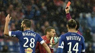 Les erreurs d'arbitrage contre SC Bastia (depuis 2012) | 720p HD