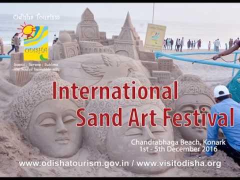 International Sand Art Festival 2016