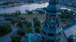 Livesänd visning: Nordiska museets torn (del 2)