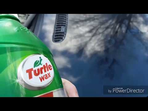 Does Turtle Wax Color Back Actually Work