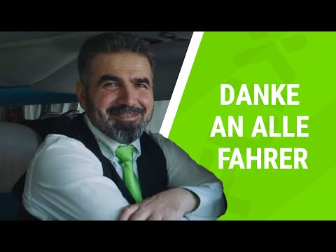 Menschen Bewegen Menschen. FlixBus Sagt DANKE An Alle Fahrerinnen Und Fahrer.