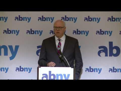 CUNY TV Presents ABNY: Joseph Crowley, United States Congressman