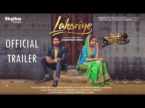 Lahoriye | Amrinder Gill | Sargun Mehta | Running In Cinemas Worldwide
