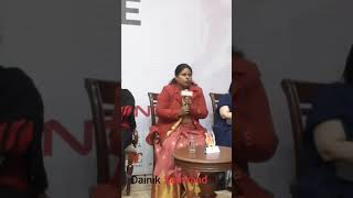 AAP MLA Sarita Singh on the meaning of women empowerment