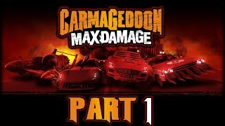 Carmageddon: Max Damage - Let