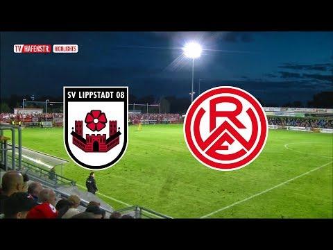 8. Spieltag: SV Lippstadt - RWE (Saison 2019/2020)