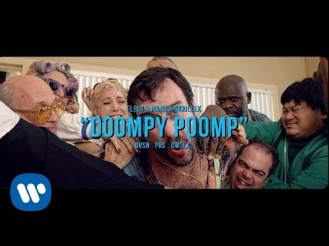 preview Skrillex x FLEUR&MANU – Doompy Poomp from youtube