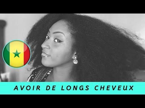 AVOIR DE LONGS CHEVEUX AU SENEGAL - LecterFRO