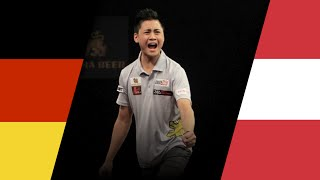 Darts World Cup 2015: Austria vs Germany | 2nd Round | German