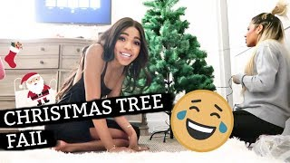 connectYoutube - Starting to Decorate for Christmas!! VLOGMAS DAY 1