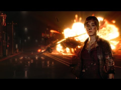 "Beyond Two Souls обход защиты Denuvo ""Взлом"""