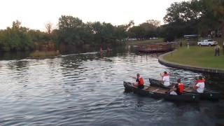 South Norfolk Neighborhood Watch National Night Out ~ Canoe Race