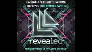 Hardwell vs. Cash Cash vs. Tiesto & twoloud-Dare You(Hardwell UMF Mashup)(TuneScratch Reboot)