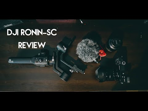 MY THOUGHTS ON THE DJI RONIN SC *REVIEW*