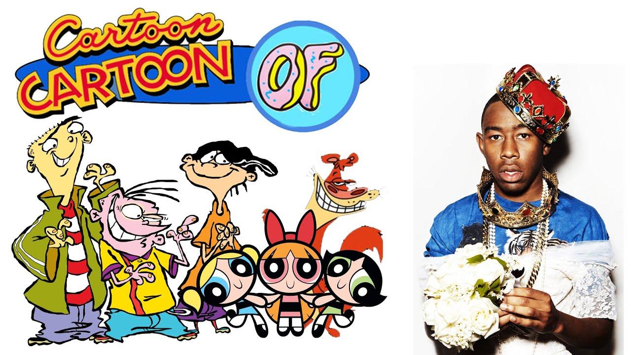 cartoon cartoon tamale tyler the creator cartoon cartoon fridays