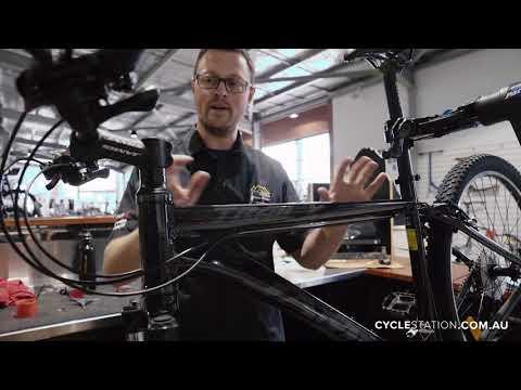 Jamis Bike Build - Car Park Sale Special