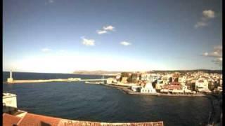 Зима в старом порту г. Ханья (Крит) - Winter in Chania Old Harbour (Crete)(Зима 2009-2010 в старом порту г. Ханья (о. Крит). Удивительно, но за все три зимних месяца на побережье Крита снег..., 2010-03-31T06:41:15.000Z)
