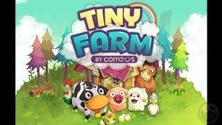 Tiny Farm® - iPhone & iPad Gameplay Video