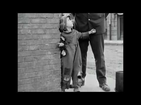The Kid - Charlie Chaplin (1921) & Two Funny Snowmen Ragtime