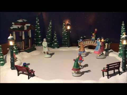 Christmas Joy - Musical Ice Skating Rink