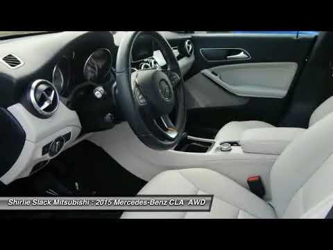 2015 Mercedes Benz CLA Fredericksburg VA 68589L