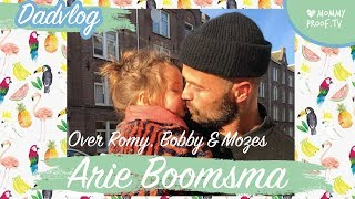 Dad-Confessions van Arie Boomsma | A DAY IN THE LIFE OF A MODERN DAD